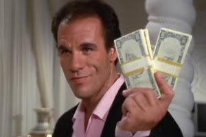 Top Ten Favorite James Bond Villains: #8 Franz Sanchez from License To Kill