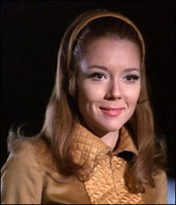 Top Ten Favorite James Bond Women: #1 Tracy from On Her Majesty's Secret Service